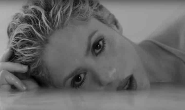 Shakira muestra lo difícil que fue filmar video de 'Trap'