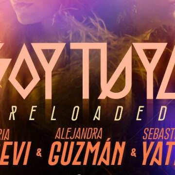 'Soy Tuya' de Alejandra Guzmán y Gloria Trevi ahora con Sebastián Yatra