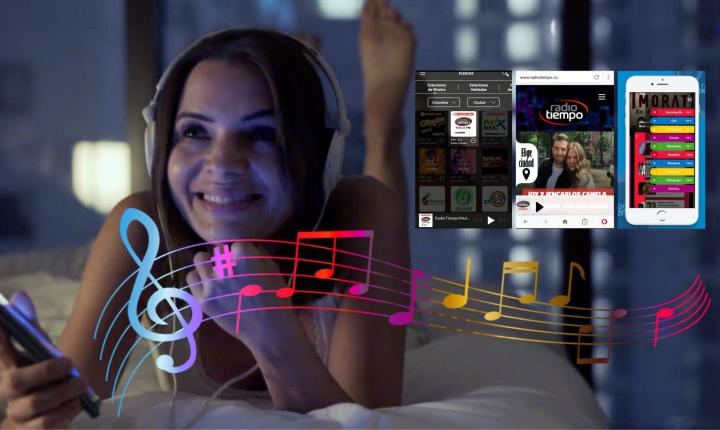 Tres formas de escuchar Radio Tiempo desde tu celular
