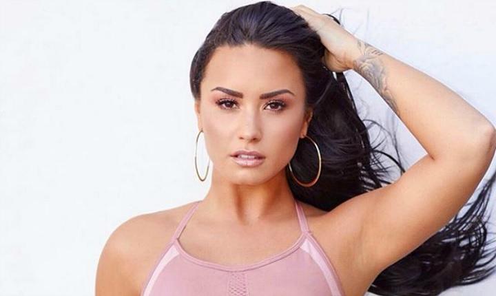 "Demi Lovato no tiene miedo de mostrar sus ""imperfecciones"""