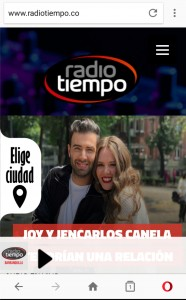 radio tiempo web