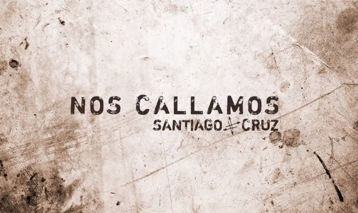 Santiago Cruz estrena 'Nos Callamos'