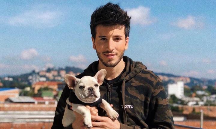 Sebastián Yatra pide ayuda para encontrar a su perro