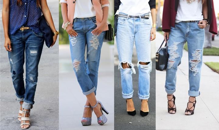 'Boyfriend Jeans', ¿qué son y cómo usarlos?
