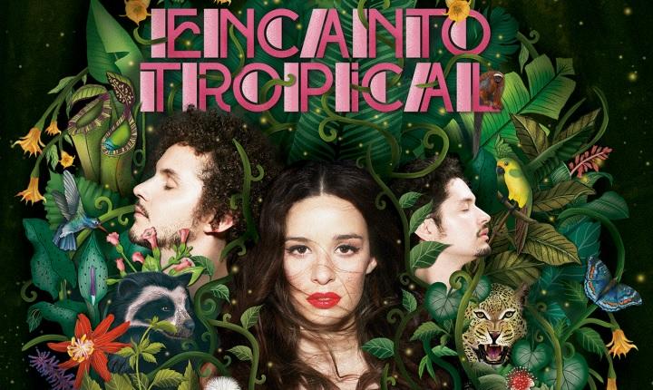 Monsieur Periné estrena el álbum 'Encanto Tropical'