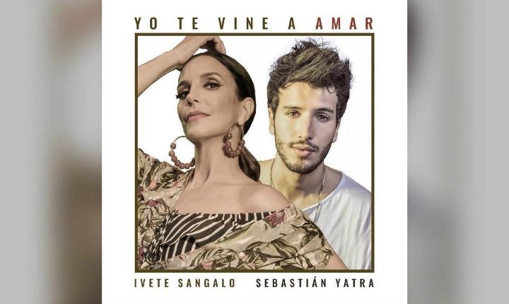 Sebastián Yatra colabora con Ivete Sangalo en 'Yo Te Vine A Amar'