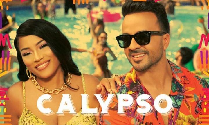 Luis Fonsi te lleva a un viaje veraniego con 'Calypso'