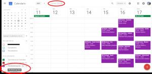 paso 4 calendario