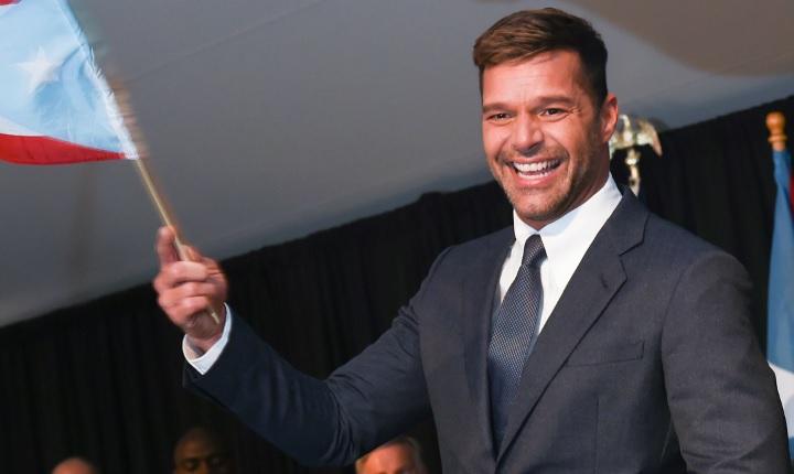 Declaran el 7 de Junio como el día de Ricky Martin