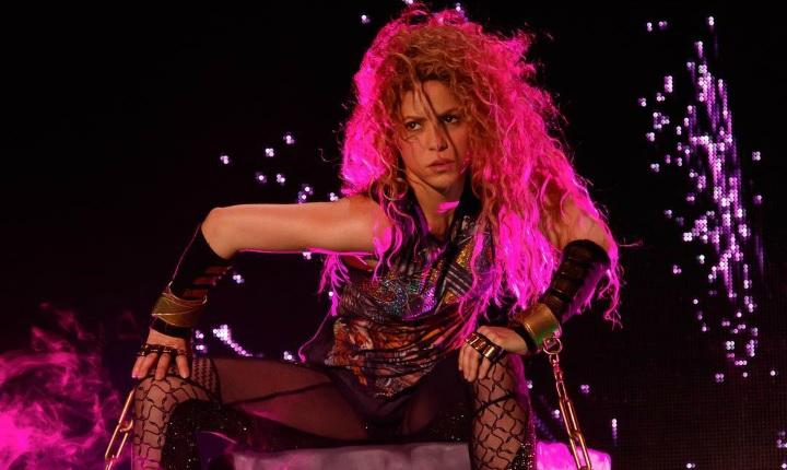 Shakira lista para comenzar su gira por Latinoamérica