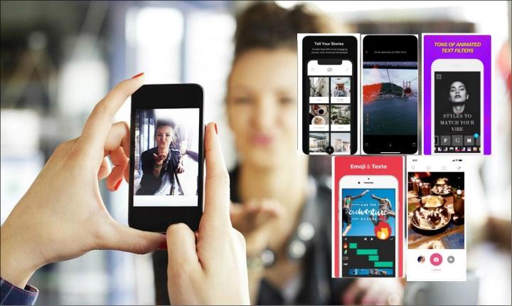 5 Apps para crear las mejores 'stories'