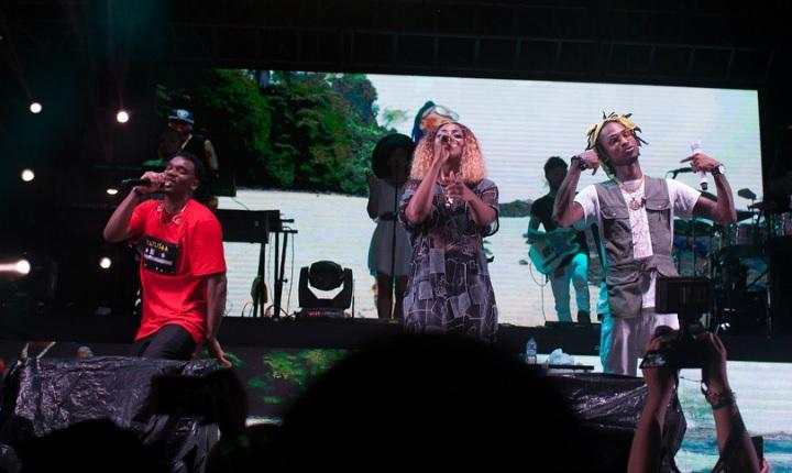 ChocQuibTown volvió a Chocó para presentar 'Sin Miedo'