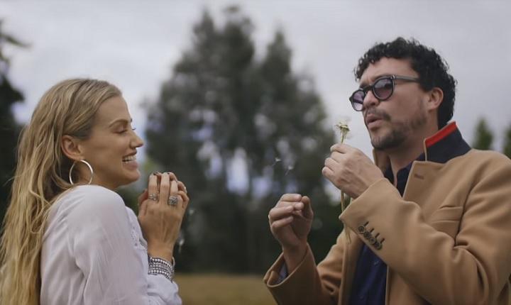 Fanny Lu y Andrés Cepeda estrenan video de 'Amor Verdadero'