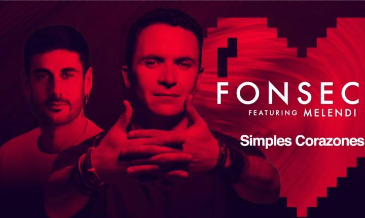 Fonseca lanza nueva versión de 'Simples Corazones' junto a Melendi
