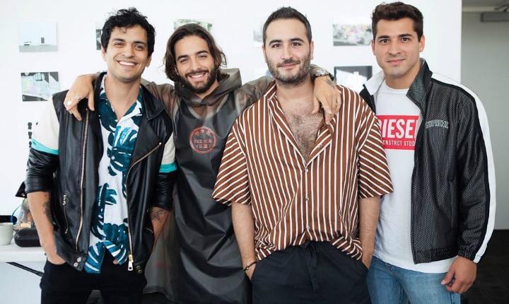 Reik lanzará nuevo sencillo junto a Maluma