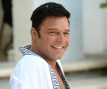 Ricky Martin presenta finalmente a su hija Lucía
