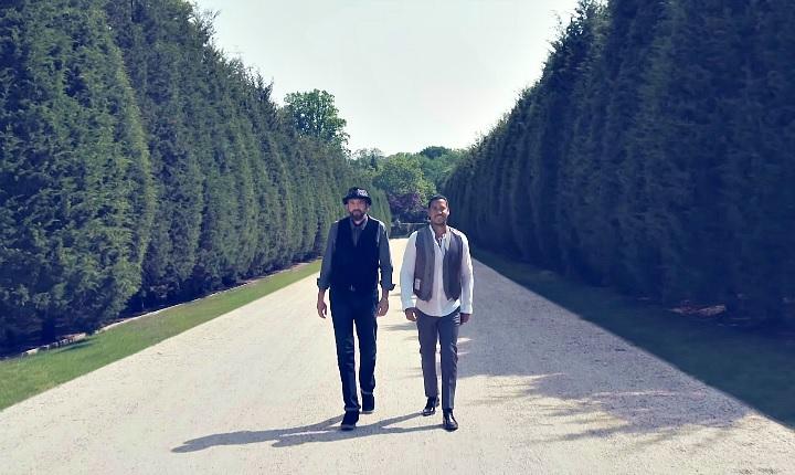 'Carmín', lo nuevo de Romeo Santos y Juan Luis Guerra