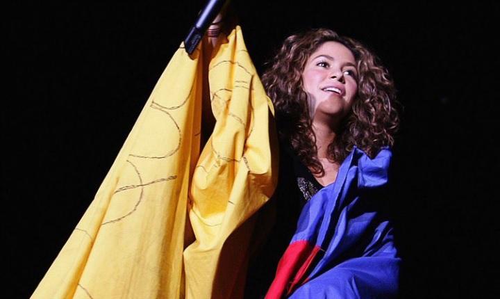 Artistas lamentan eliminación de Colombia de Mundial de Fútbol