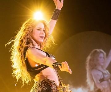 Shakira presenta tráiler de su nueva película