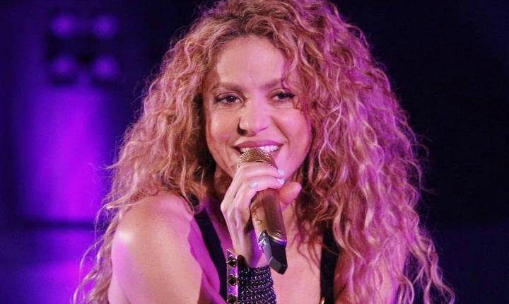 Shakira brilló en Barranquilla y negó rumores de embarazo