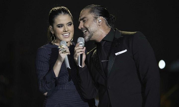 Hija de Alejandro Fernández sigue sus pasos y elige la música