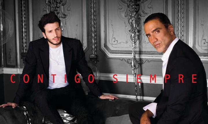 Alejandro Fernández y Sebastián Yatra se unen en 'Contigo Siempre'