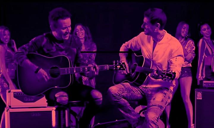 Fonseca estrena video de 'Simples Corazones' junto a Melendi