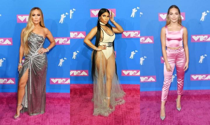 Los looks más destacado de los MTV VMA 2018 en Nueva York