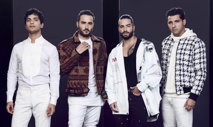 Reik estrena 'Amigos Con Derechos' con Maluma