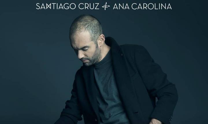 Santiago Cruz y Ana Carolina presentan 'Y Si Te Quedas, ¿Qué? (E se você ficar)'