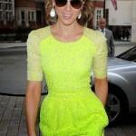Kate Beckinsale dress style Luxury Just a pretty celebrity Kate Beckinsale in beautiful neon dress O8U