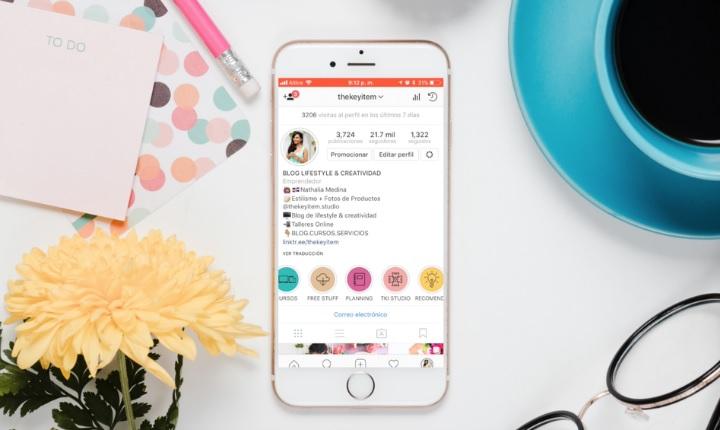 Organiza tus mejores historias en Instagram