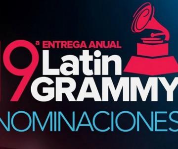 Artistas Radio Tiempo nominados a los Grammy Latinos 2018