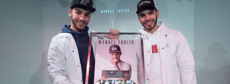 """Manuel y Julián Turizo, """"La sangre y la tinta nos une"""""""
