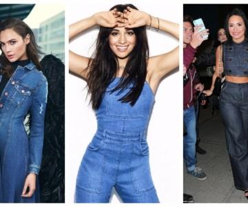El look Denim más allá del jean
