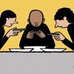 Dinner-prayers