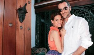 José Gaviria y Giselle Lacouture