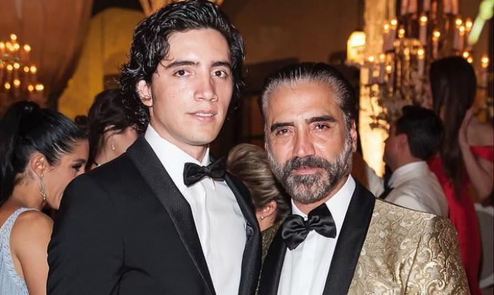 Con 'Te Amaré', hijo de Alejandro Fernández sigue sus pasos