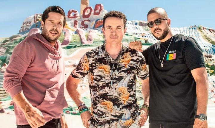 """""""Volver a verte"""", nuevo videoclip de Fonseca junto a Cali y el Dandee"""