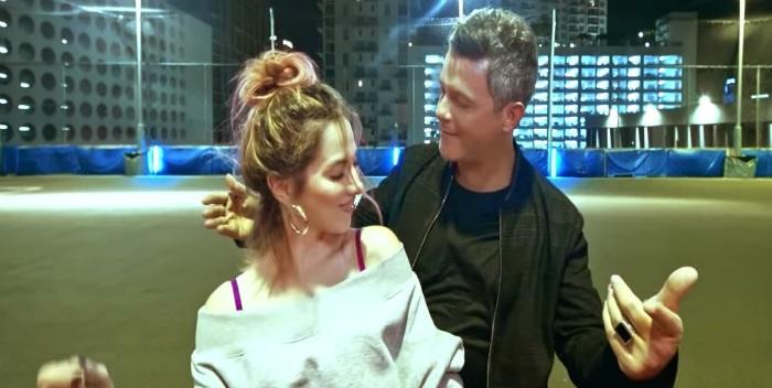 Paty Cantú ft. Alejandro Sanz