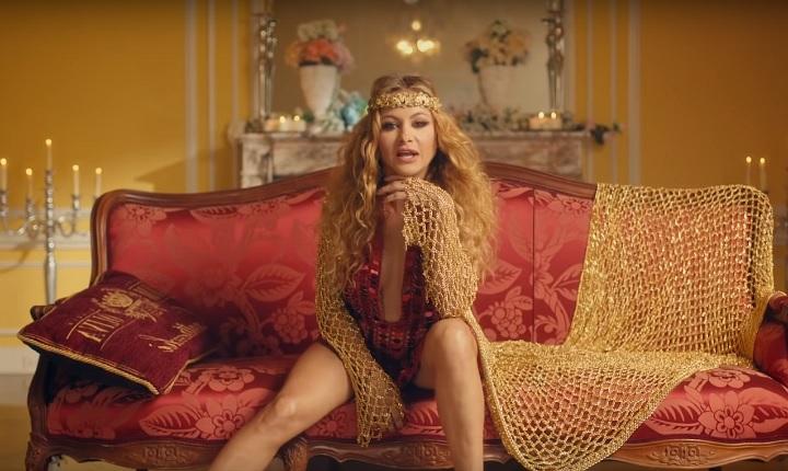 Tras confirmar su separación, Paulina Rubio estrena video de 'Suave y Sutil'