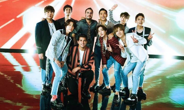 Reik se une a los surcoreanos Super Junior para lanzar 'One More Time' (Otra Vez)