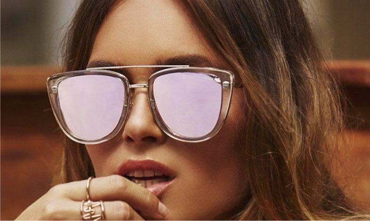Aprende convertir los lentes de sol en un aliado de tu belleza