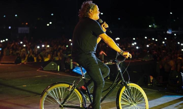 Carlos Vives brilló en Argentina con su 'Vives Tour'