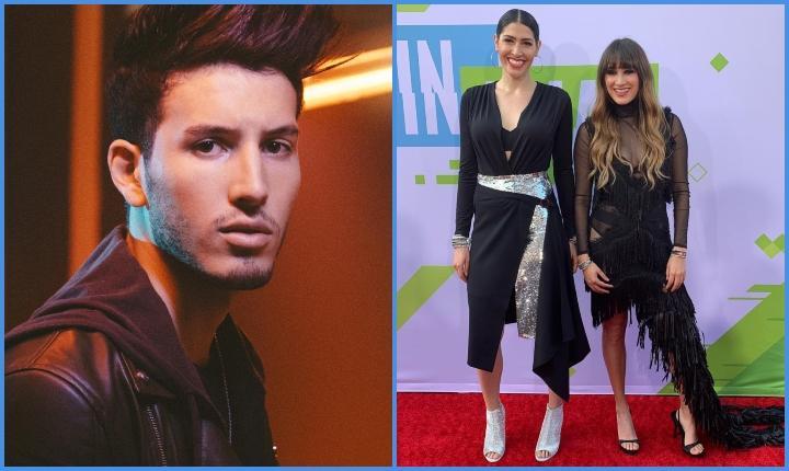 Ha*Ash y Sebastián Yatra triunfaron en los MTV EMA 2018