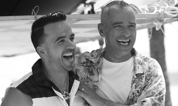 Luis Fonsi y Eros Ramazzotti se juntan en 'Per Le Strade Una Canzone' (Por Las Calles Las Canciones)