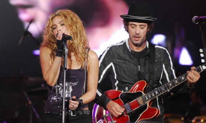 Shakira aparecerá en especial biográfico de Gustavo Cerati