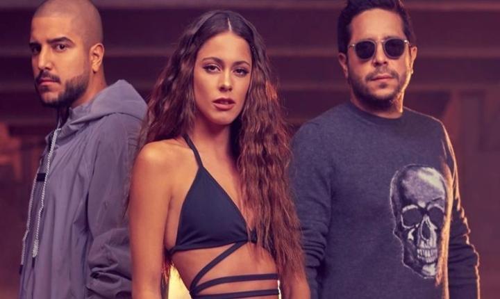 """""""Por Que Te Vas"""" la nueva producción de TINI, Cali Y El Dandee"""