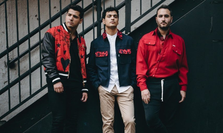Reik cantó en los Latin Grammy Acoustic Sessions