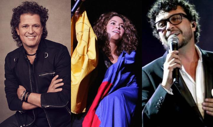 Artistas se pronuncian ante ataque terrorista en Bogotá